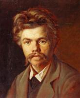 Василий Григорьевич Перов. Портрет неизвестного