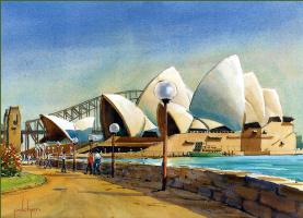 Боб Пелчен. Сидней