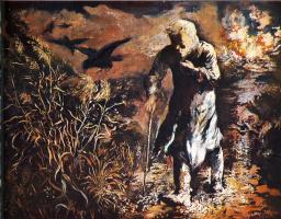 Георг Гросс. Черные вороны
