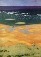 Феликс Валлоттон. Наводнение
