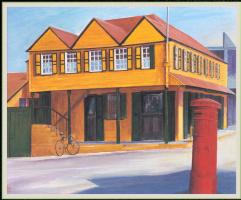 Уильям Вуд. Почтовое отделение