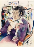Престон Дикинсон. Читающий человек