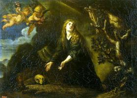 Клаудио Коэльо. Кающаяся Мария Магдалина