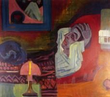 Ernst Ludwig Kirchner. Sick