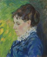 Арман Гийомен. Портрет жены художника