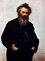Иван Николаевич Крамской. Портрет художника Шишкина