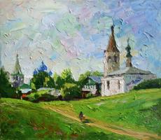 Михаил Рудник. Суздаль