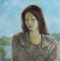 Александр Викторович Беляков. Portrait of Tatiana