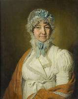 Владимир Лукич Боровиковский. Портрет Н. И. Дубовицкой. 1809