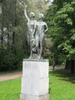 """Алексей Гришанков (Alegri). """"Красавицы былых времен"""""""