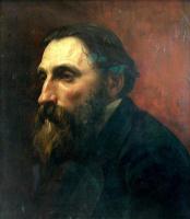Жан-Поль Лоран. Портрет Родина