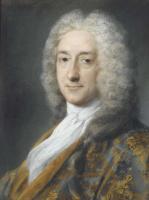 Розальба Каррьера (Каррера). Мужской портрет