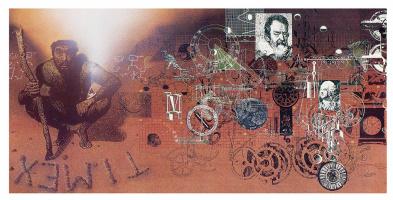 Тед Райт. Знание времени
