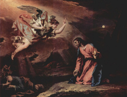 Себастьяно Риччи. Христос в Гефсиманском саду