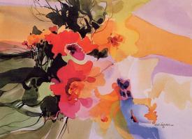 Николь Форман. Цветы 1
