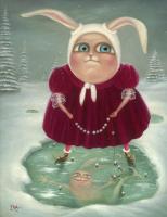 Irena Aizen. Winter Mermaid