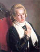 Александр Максович Шилов. Галя