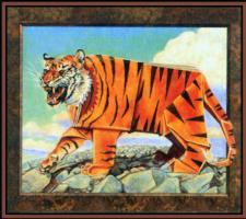 Хезер Хадсон. Бумажный тигр