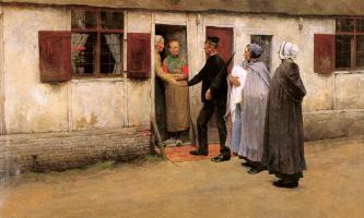 Ван Леемпуттен. Крещение