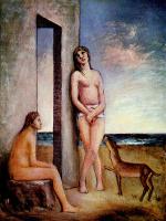 Карло Карра. Женщины без одежды