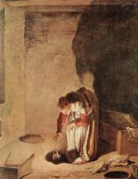 Доменико Фетти. Притча о блудном сыне