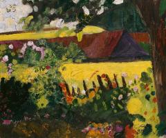 Garden area Osband