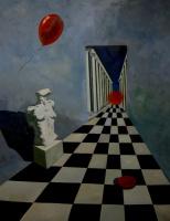 """Alexandra Efimova. """"Flight of the balloon"""""""