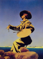 Maxfield Parrish. Artist