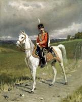 Александр Владимирович Маковский. Император Николай II
