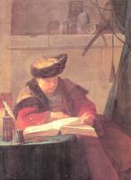 Жан Батист Симеон Шарден. Химик в своей лаборатории