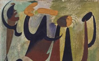 Joan Miro. Scene №5