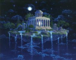 Гилберт Уильямс. Лунный храм