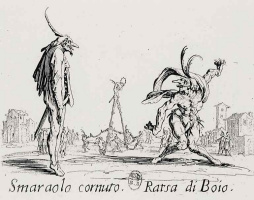 Жак Калло. Смараоло и Рарса ди Бойо
