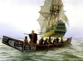 Марк Майерс. Парусное судно 10