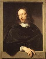 Филипп де Шампень. Портрет мужчины