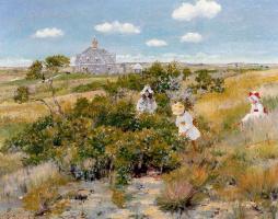 William Merritt Chase. Big Bush vaskovichy