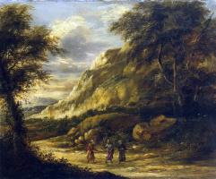 Рулант Рогман. Пейзаж