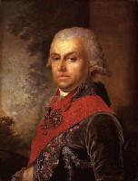 Владимир Лукич Боровиковский. Портрет Д.П.Трощинского