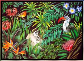 Джуди Вайс. Джуди Вайс. Тропический лес для детей 09