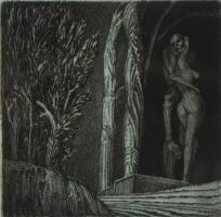 Ernst Fuchs. Plot 12