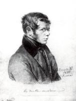 Орест Адамович Кипренский. Портрет князя Петра Андреевича Вяземского