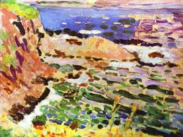 Henri Matisse. Beach