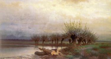 Lev Lvovich Kamenev. Spring