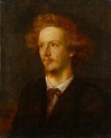 George Frederick Watts. Algernon Charles Swinburne