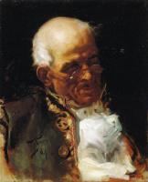 Хоакин Соролья (Соройя). Портрет Кабальеро