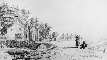 Грегур Смак. Мост через реку