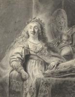 Фердинанд Балтасарс Боль. Минерва (по Рембрандту ван Рейну)