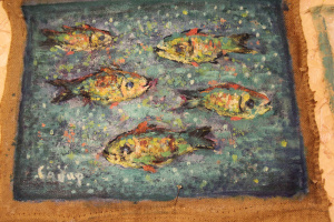 Сабир. Рыбки