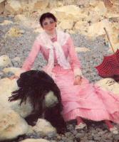Пол Матей. Девушка в розовом