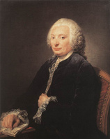 Жан-Батист Грёз. Портрет